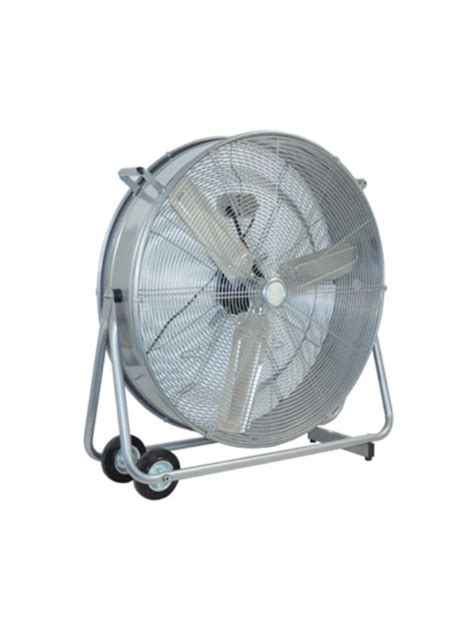 big air 24 drum fan with tilting feature eh0136 ultra slim drum fan 24 quot 61cm