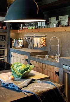 hardwood floor for kitchen kaemingk design galvanized metal backsplash aged to look 4150