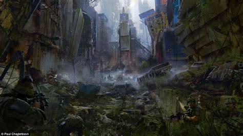 artist paul chadeisson imagines paris   york