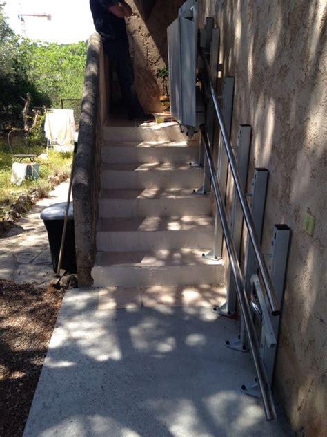 installation d une plate forme monte escalier delta a trans en provence a s a