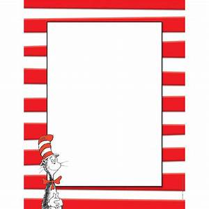 Best Dr Seuss Border #15041 - Clipartion.com