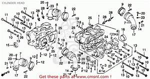 Goldwing 1500 Engine Diagram