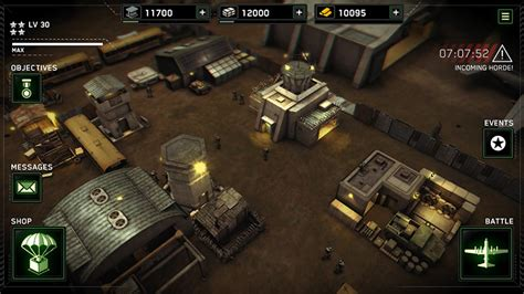 zombie survival gunship android base upgrade game cheats tips indie shelter gdc flaregames releasing onto tricks zombies