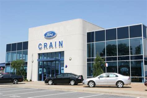 Crain Ford of Jacksonville : Jacksonville, AR 72076 Car