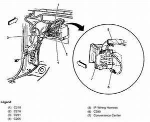 99 U0026 39  K1500  Rear Blower Motor Has No Power  The Fuse Keeps
