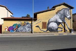 Giorgio Casu e il Rinascimento di San Gavino Monreale, grazie ai murales San Gavino Monreale Net
