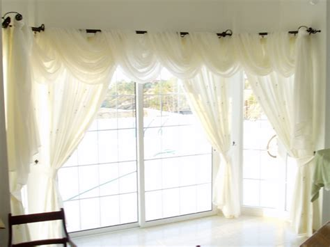 decorating windows without curtains living space and
