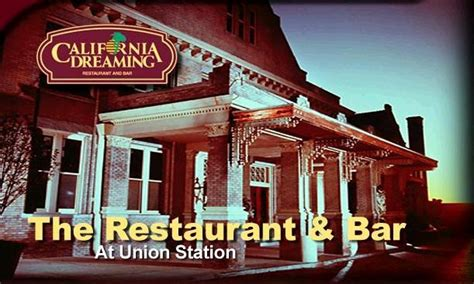 ca cuisine california dreaming restaurant bar wedding venues