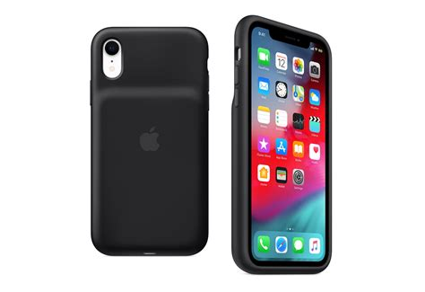 Smart Battery apple releases smart battery cases for iphone xs xs max