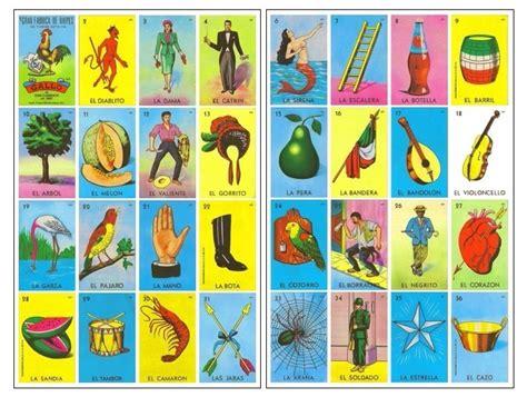 loteria mexicana con baraja 50 cartas para imprimir 100 00 en mercado libre