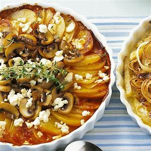 Pilz Rezepte Vegetarisch : kartoffel pilz gratin rezept k cheng tter ~ Lizthompson.info Haus und Dekorationen