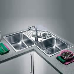 Corner Kitchen Sinks Stainless Steel