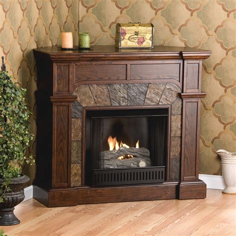 Rustic Gas Fireplace Inserts Excellent Fireplace