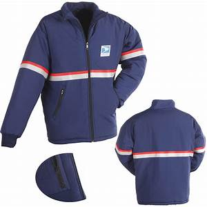 heavy weight jacket liner With usps uniforms letter carrier