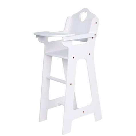 chaise haute pour poupée chaise haute pour poupée achat vente maison poupée