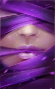 Spirit Day Purple Ribbon