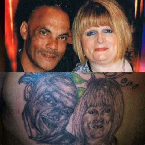 bad tattoos   leave  shaking  head