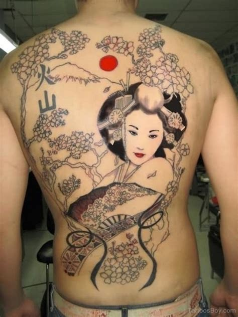 geisha bedeutung japanese tattoos designs pictures