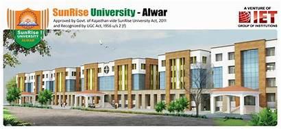 Sunrise University Alwar Campus Flash