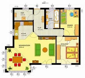 Haus Grundrisse Beispiele : haus bungalows winkelbungalows hausbau24 ~ Frokenaadalensverden.com Haus und Dekorationen