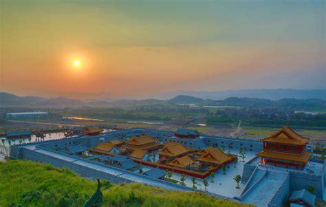 hengdian world studios yiwu chinas largest film studio