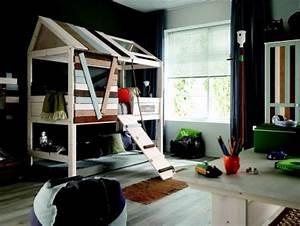 Cabane Chambre Enfant : une chambre savane pour votre roi de la jungle alfred et compagnie france ~ Teatrodelosmanantiales.com Idées de Décoration