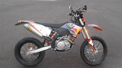 2010 ktm exc 450 motorcycles for sale
