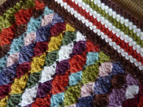 crochet blanket my rose valley crochet blanket voila