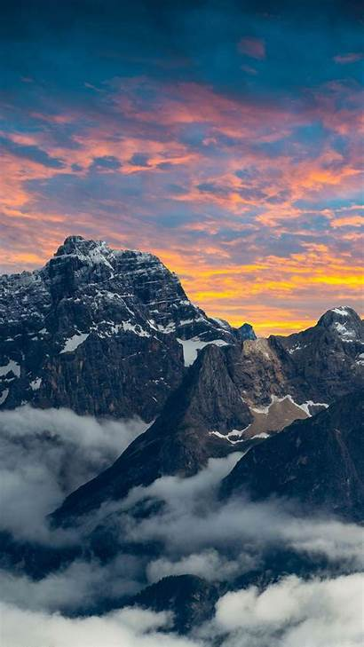 4k Mountains Dolomites Wallpapers Iphone Android 1080