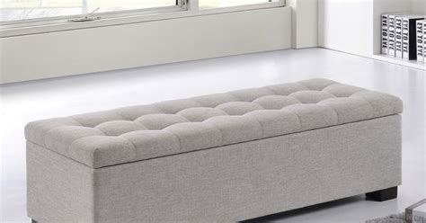 kareem upholstered storage bedroom bench style storage