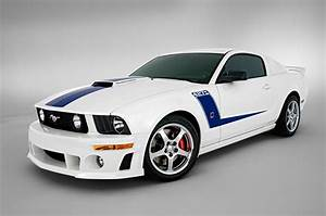 2008 Ford Mustang Roush 427r - www.proteckmachinery.com