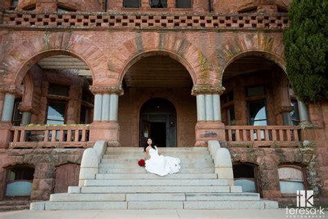 gold country bridal session ione preston castle