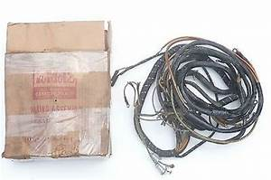 1949 Ford Wire Harness