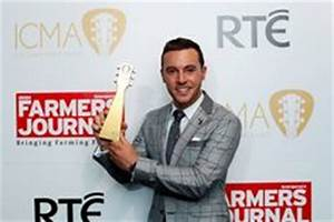 Two gorgeous men John McNicholl and Nathan Carter