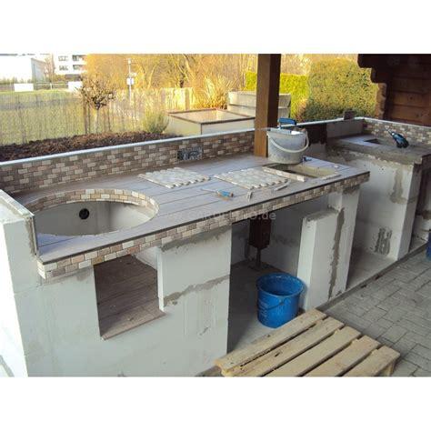 küche gemauert outdoorküche gemauert mit einbau gasgrill und monolith baubericht