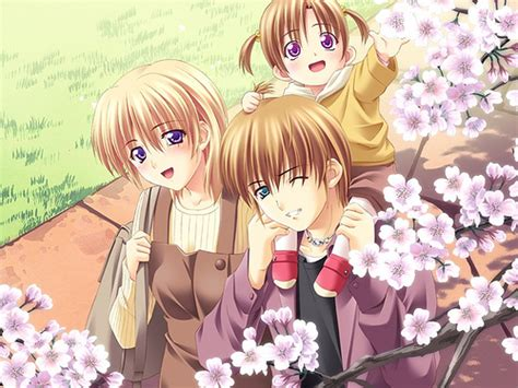 Anime Family Wallpaper - let the journey begin 02 01 2011 03 01 2011