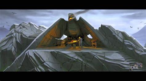 The Elder Scrolls V Skyrim Concept Art Trailer Hd