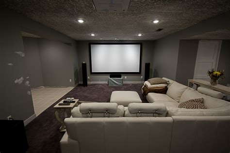My Nearly Completed Htofficebarmedia Room,  Avs Forum