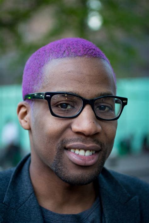 Purple Hair Man Dude Alternative Hair Pinterest