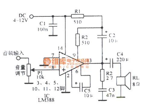 Gain Load Ground Circuit Diagram Audio