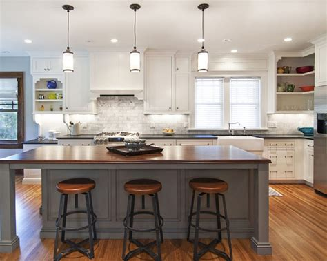 Decorating Ideas For Kitchens With White Cabinets - kitchen island with sink and dishwasher solid oak wood cabinet butcher block topped cabinet