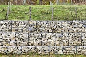 Gabionen Stützmauer Berechnen : gabionen allrounder in der gartengestaltung ~ Themetempest.com Abrechnung