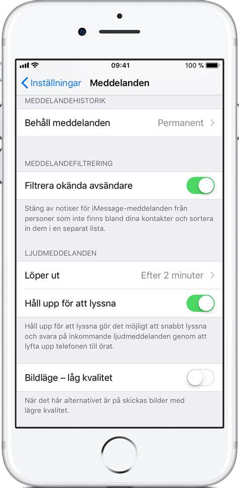 blockera telefonnummer och kontakter pa din iphone ipad eller ipod touch apple support