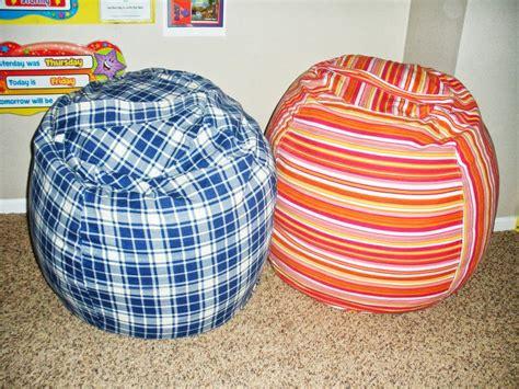 paper pins diy rollie pollie bean bag chairs 3