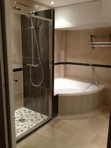 idees de salle de bain avec douche meilleures images d With baignoire et douche dans petite salle de bain