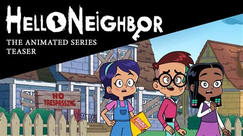 Hello Neighbor: Animated Series Teaser [What Happens after ...