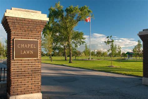 chapel lawn memorial gardens cemetery cremation centre