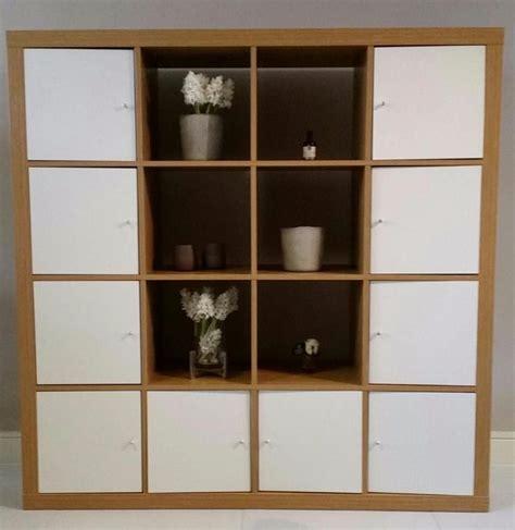Ikea Kallax Tür Einbauen by Kallax Birch White Doors Search Our New Pad