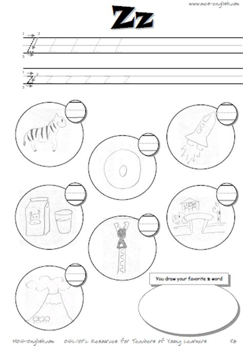consonant and vowel worksheets