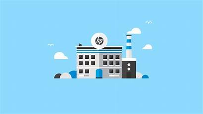 Company Slide Hp Illustrations Boko Illustration